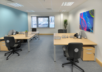 Office space in Innovation Centre, 1 Evolution Park Haslingden Road