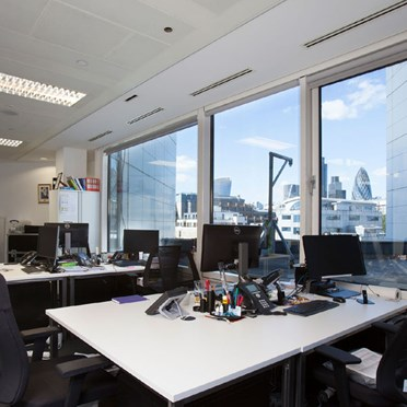 Office space in St Katharine Dock, 1 Thomas More Square