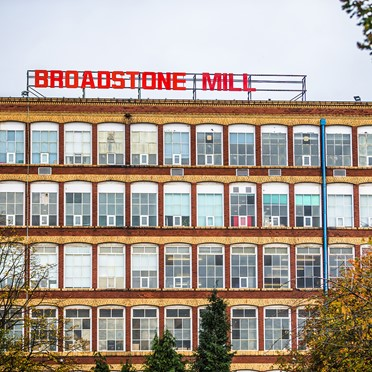 Compare Office Spaces, Broadstone Mill, Broadstone Village, Reddish, Stockport, Cheshire, SK5, Main