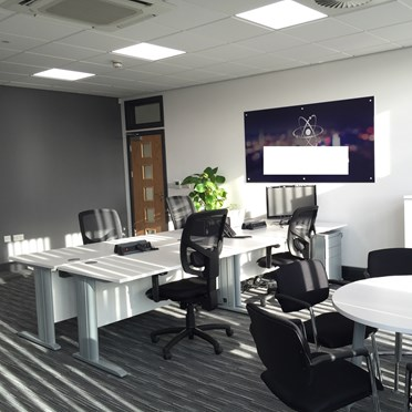 Office space in Thrive Hubs, 24-26 The Crescent