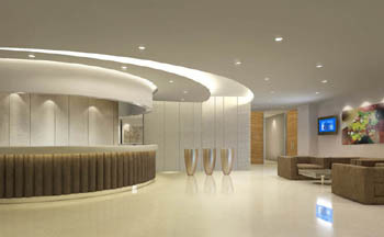 Office space in Teda Time Tower, No.15 Guanghua Road