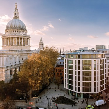 Office space in The Sugar Building, 5 Cheapside