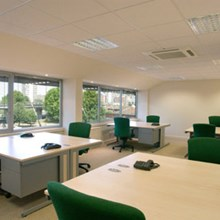 Office space in Rathbone House and Rathbone Square Tanfield Road