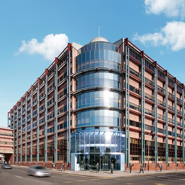Office space in Tay House, Charring Cross, 300 Bath Street