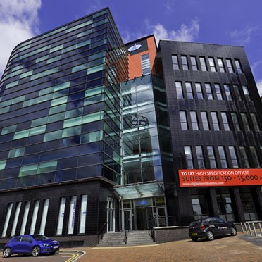 Office Spaces To Rent, Lowry Plaza, The Quays, Salford, Manchester, M50, Main