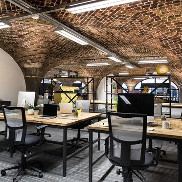 Office space in The Dock, Tobacco Quay Wapping Lane