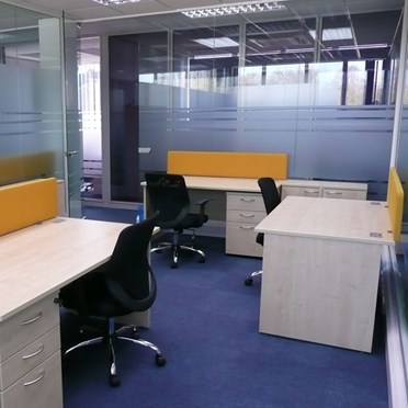 Office space in The Powerhouse, 21 Woodthorpe Road