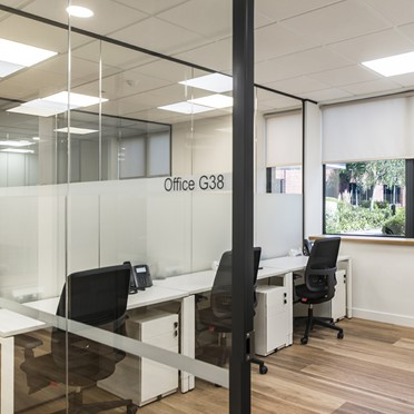 Office space in Jubilee House Third Avenue, Globe Park
