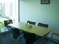 Office space in Tiley Central Plaza Houhai Road, Nanshan District, Shenzhen China