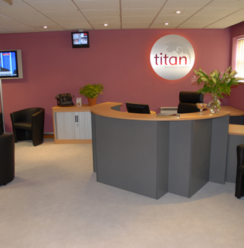Office space in Titan House Central Arcade
