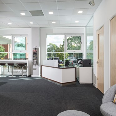 Office space in Adamson House Wilmslow Road