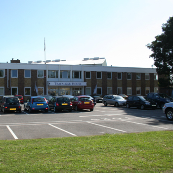 Office space in Trafalgar House Southampton Road