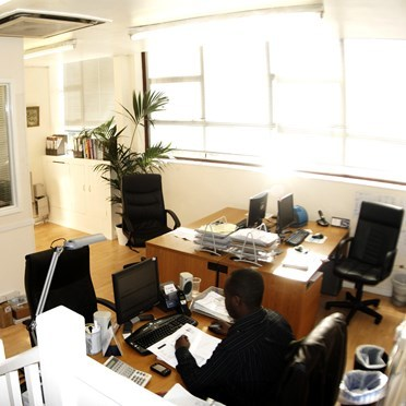 Office space in Trinity House Heather Park Drive