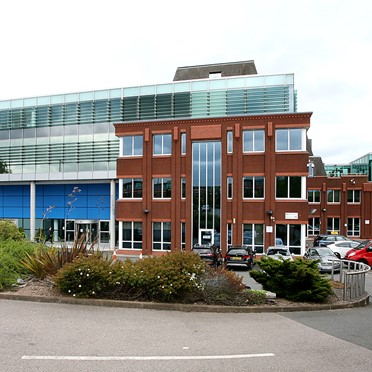 Office space in Building 300 Trinity Park, Bickenhill Lane