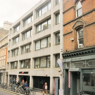Office space in 6-9 Trinity Street