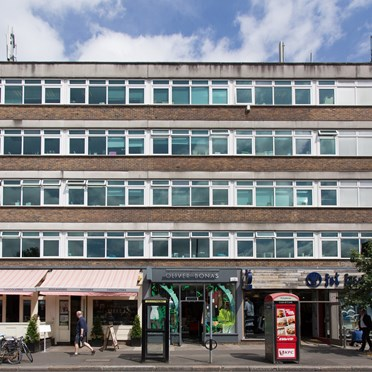 Office space in Gable House, 18-24 Turnham Green Terrace