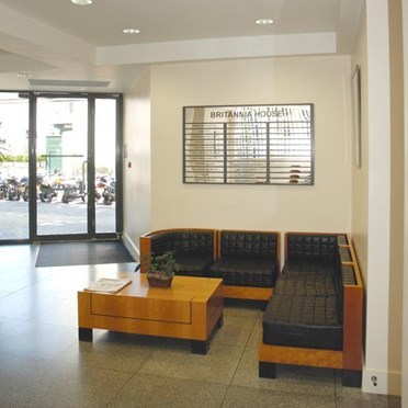 Office space in Britannia House, 11 Glenthorne Road
