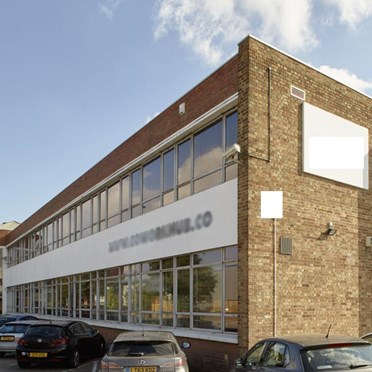 Office space in Braitrim House, 98 Victoria Road