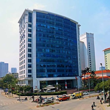 Office space in 16F, Deaha Business Centre, 360 Kim Ma Street