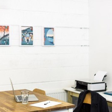 Office space in The Canal Space, Unit 2.2, 1-5 Vyner Street