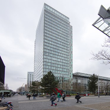 Office space in WTC, 36 Zuidplein, H-Toren