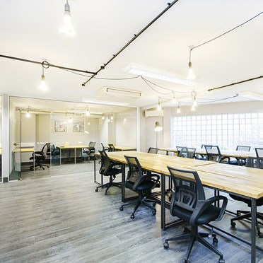 Office space in The Doughnut Factory, 10 Warple Way, Warple Mews