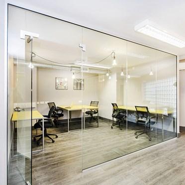 Office space in The Doughnut Factory, 10 Warple Way, Warple Mews