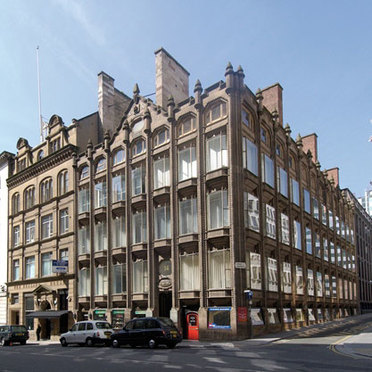 Office space in Oriel Chambers, 14 Water Street