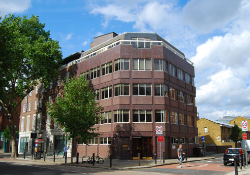 Serviced offices in 207 Waterloo Road