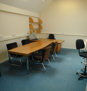 Office space in Watertight House, 22-24 Napier Road