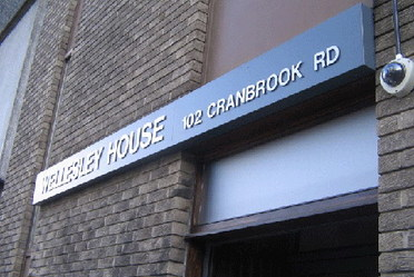 Office space in Wellesley House, 102 Cranbrook Road