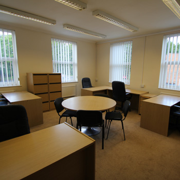 Office space in Oakbridge House Wellington Road