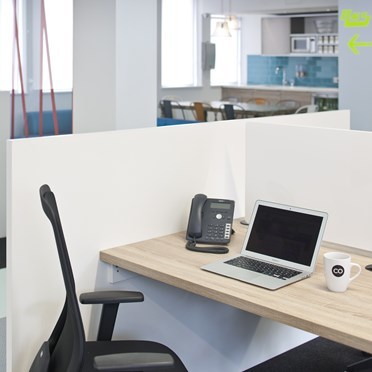 Office space in Co-Work Angel, 9 White Lion Street