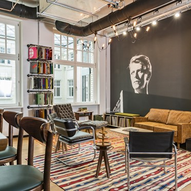 Office space in Relay Building, 114 Whitechapel High Street