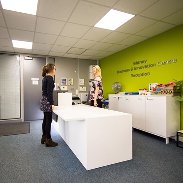 Office space in Witney Business & Innovation Centre, Windrush Hse Windrush Industrial Park