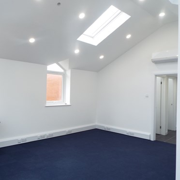 Office space in Chapel House, 21 A Woodthorpe Road