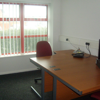 Office space in Reception Building Woodward Road