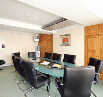 Office space in Belmont House, 13 Upper High Street