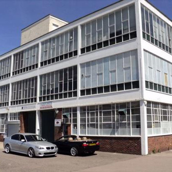 Office space in Diamond Industrial Centre Works Road
