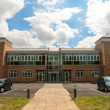 Office space in Capability House, Building 31 Wrest Park