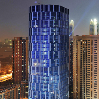 Office space in 8F, Wuhan Tiandi – Corporate Center 5, No. 1628 Zhong Shan Avenue