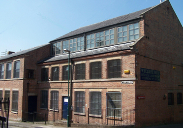 Office space in Wycliffe Mill Wycliffe Street