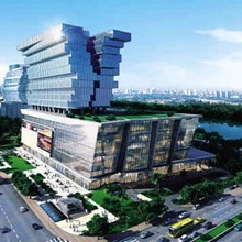 Office space in 8/F, The Place, 618 Xingang East Road