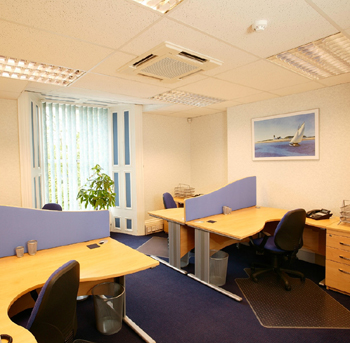 Office space in Leigh House Varley Street