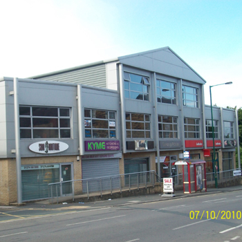 Office Spaces To Rent, Leeds Road, Bradford, West Yorkshire, BD3, Main