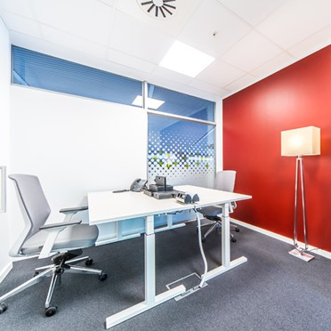 Office space in Terminal 3 Copenhagen Airport