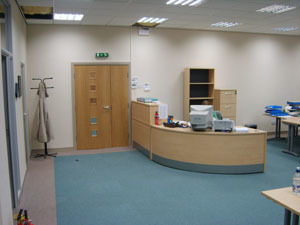 Office space in Albany House, 535 Liverpool Road