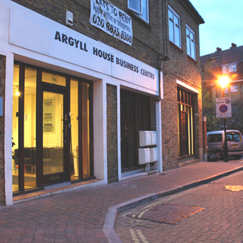 Office space in 1a All Saints Passage