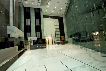 Office space in Ground Floor, Masterpiece ; Golf Course Road, Sect Golf Course Road