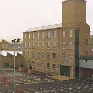 Office Spaces To Rent, Albion Road, Greengates, Bradford, West Yorkshire, BD10, Main